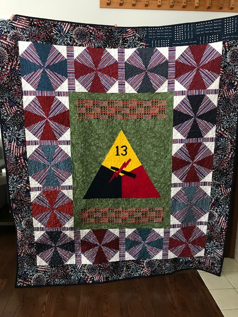 WWII quilt